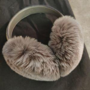 Gucci Grey Earmuff